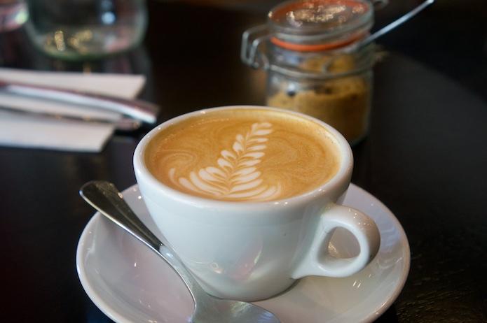 Sunday morning coffee fix