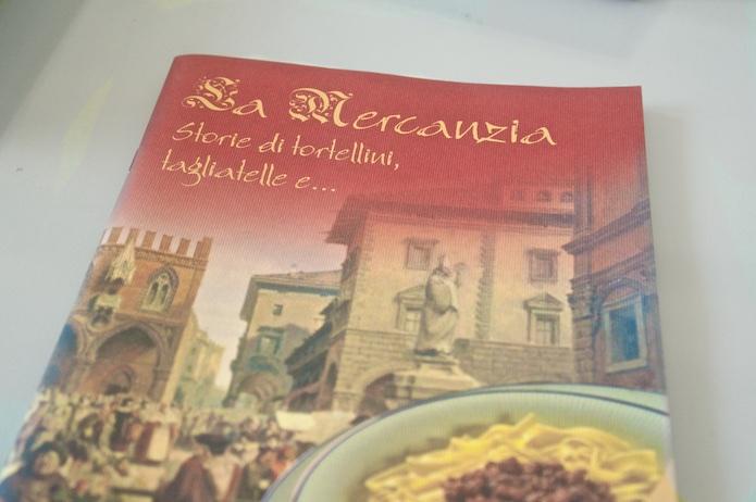 La Mercanzia - Storie di Tortellini. Tagliatelle e...